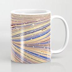 Marbled White Light Flow Mug