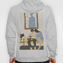 You and me and the music Hoody