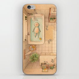 Another Bath iPhone Skin