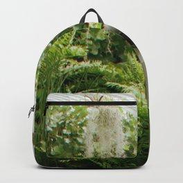 Green Globe Backpack