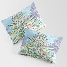I'm Dreaming Of A White Christmas Tree Pillow Sham