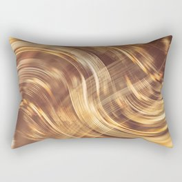 Into The Unknown LXXII Rectangular Pillow