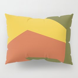 Minimalism Abstract Colors #6 Pillow Sham