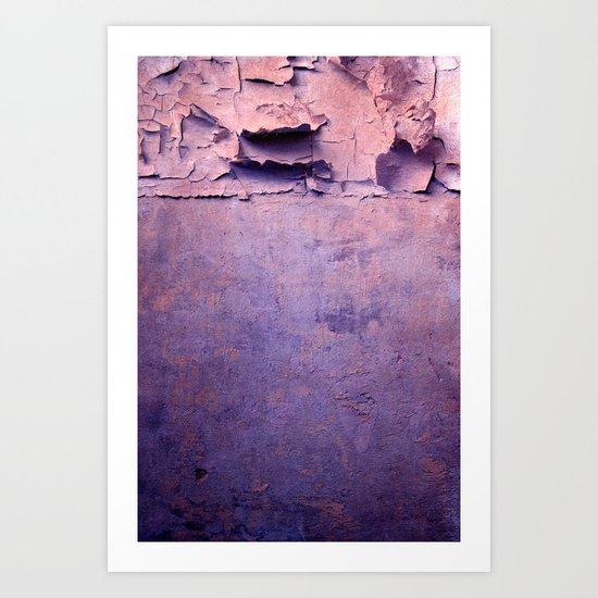 parede Art Print