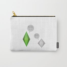 TheSIMS4 # SulSul # Carry-All Pouch