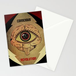 Concious Revolution  Stationery Cards