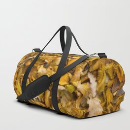Autumnal Leaves Duffle Bag