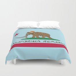 California Republic Mammoth Duvet Cover