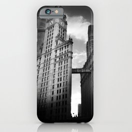 time iPhone Case