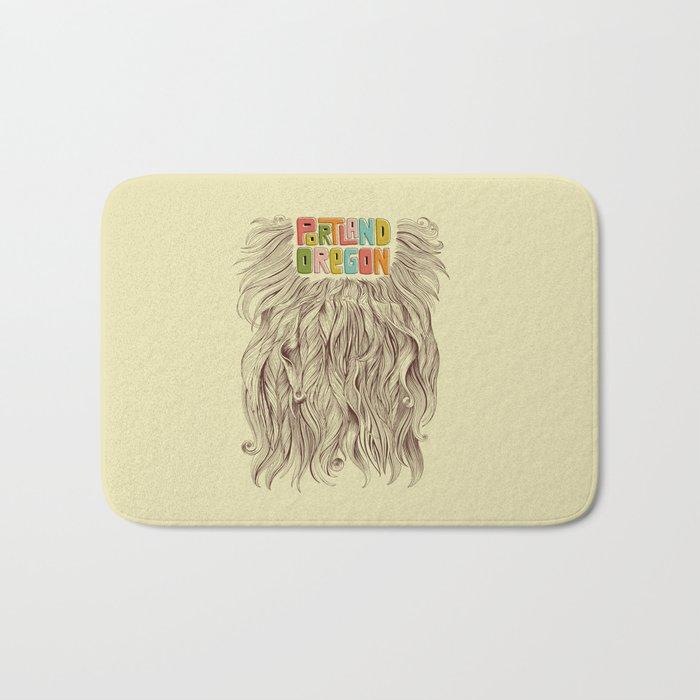 Portland = Beards Bath Mat