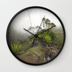 Mafate Wall Clock