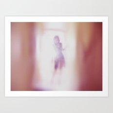 I. Art Print