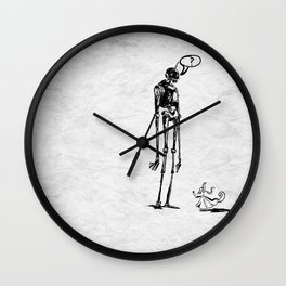 k-2SO GOSTH Wall Clock