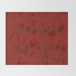 Seton Tartan Throw Blanket