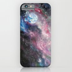 Space and the Moon iPhone 6s Slim Case
