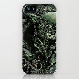 Bi-Polar iPhone Case