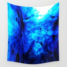 Blobs 5 Wall Tapestry
