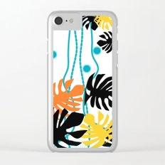Jungle Fever Clear iPhone Case