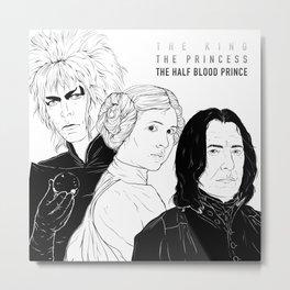 Royals Metal Print