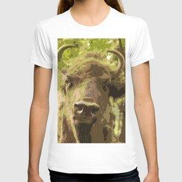 Bull #decor #buyart #society6 T-shirt