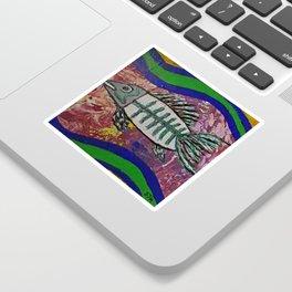 Bonefish Sticker