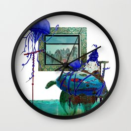 Caretta Wall Clock