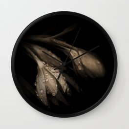 Desires of the Heart Wall Clock