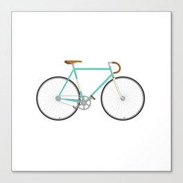 Single speedin' Canvas Print
