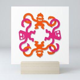 Monkey Business Mini Art Print