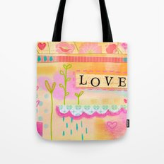 Love everyday and everyone Tote Bag