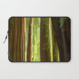 Redwood Abstract Laptop Sleeve