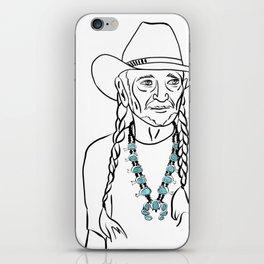 I Willie Like You iPhone Skin