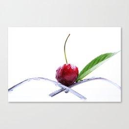 Cherrie Canvas Print