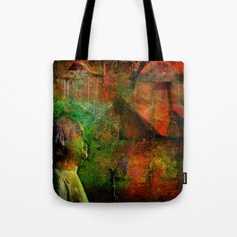 The return of the gods Tote Bag