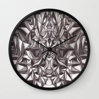 cheshire Wall Clocks featuring Cheshire by IRIS Photo & Design
