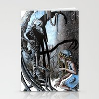 nightmare Stationery Cards featuring Nightmare by Ju.jo.weh