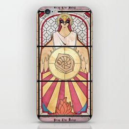 Pray the Helix iPhone Skin