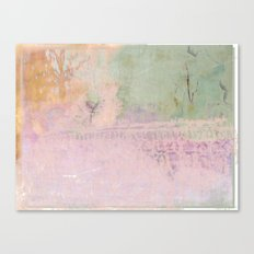 Abstract ~ Landscape Canvas Print