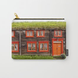 Roros, Norway Home on Harald Sohlberg Place Carry-All Pouch