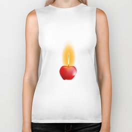 Apple Wick Biker Tank