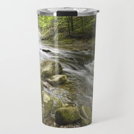Mountain Stream in the Smoky Mountains Travel Mug