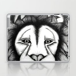 Maned Lion King Laptop & iPad Skin