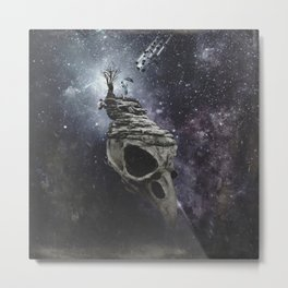 Withstand Metal Print
