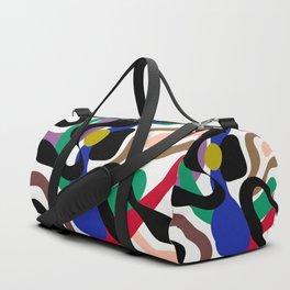 Retro Style 1 Duffle Bag