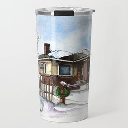 A Bungalow in the Country Travel Mug