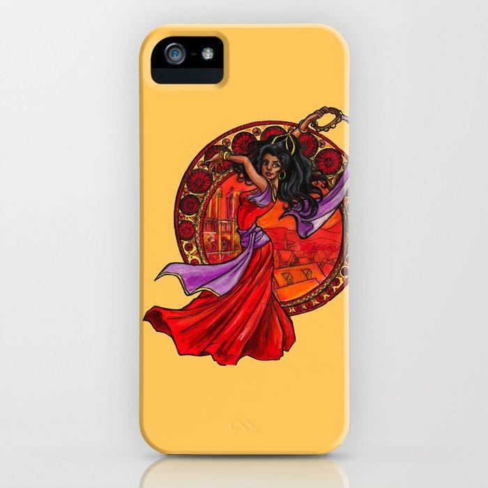 Esmeralda iPhone Case