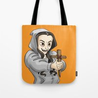 oitnb Tote Bags featuring Pennsatucky Tiffany Doggett OITNB by StephDere