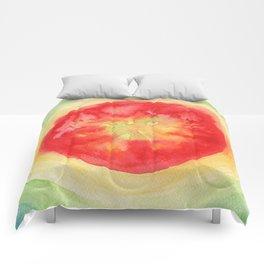 Fresh Tomato Comforters