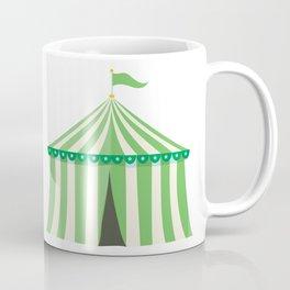 colourful circus tents Coffee Mug
