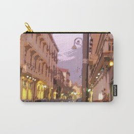 Evening in Sorrento Carry-All Pouch